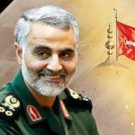 تصویری از آخرین رای شهید سلیمانی در انتخابات