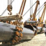 احداث خط لوله انتقال نفت خام گوره به جاسک با فرمان