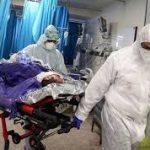 فوت ۲۲۱ بیمار مبتلا به کرونا در ۲۴ ساعت/شناسایی ۲۰۷۹ بیمار جدید