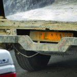 حبس یک ساله فرد با تغییر اعداد و پوشاندن پلاک خودرو
