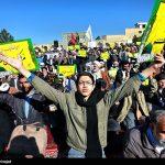 تجمع اعتراض آمیز مردم قم در واکنش به هتک حرمت به قرآن و پیامبر(ص)