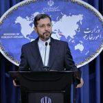 خطیبزاده: ۳:۳۰ بامداد ۲۷ مهر پایان محدودیتهای تسلیحاتی/ انگلیس باید بدهیاش را به ایران بپردازد