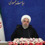 روحانی: به مردم اعلام میکنم که تحریم شکسته شد/مردم دارند ثمره صبر و استقامت خود را در وین میبینند
