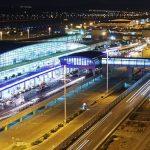 تخریب شیشه برج مراقبت فرودگاه امام (ره) و هشدار نقص ایمنی در پروازها+عکس