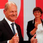شکست حزب مرکل و پیروزی سوسیال دموکرات ها در انتخابات آلمان
