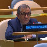 تخت روانچی: جنایات رژیم اسرائیل نباید بدون مجازات بماند