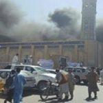 وقوع انفجار مهیب در مراسم نماز جمعه در شمال افغانستان، 15 شهید و 90 زخمی
