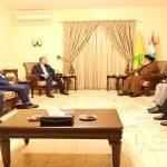 نصرالله در دیدار با امیرعبداللهیان: ایران متحدی صادق است